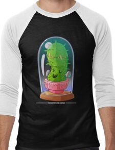 Frankenstein's cactus Men's Baseball ¾ T-Shirt