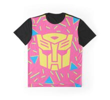 80s Autobot Insignia Graphic T-Shirt