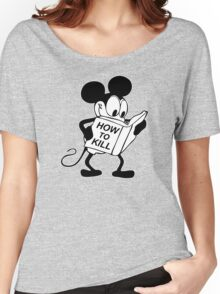 How to Kill Women's Relaxed Fit T-Shirt