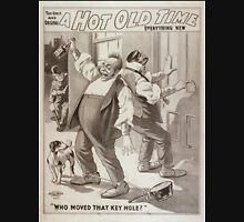 Performing Arts Posters The only and original A hot old time everything new 0081 Unisex T-Shirt