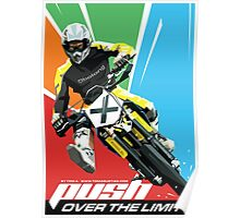 Motocross - Push Over The Limit Poster