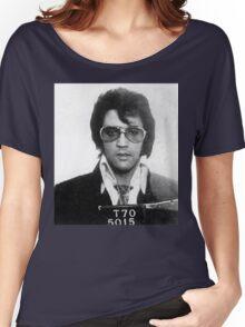 Elvis - Mug Shot Women's Relaxed Fit T-Shirt