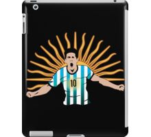 Messi Man iPad Case/Skin