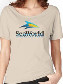 Sea World Women's Relaxed Fit T-Shirt
