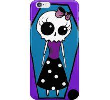 Coffin Creepette  iPhone Case/Skin