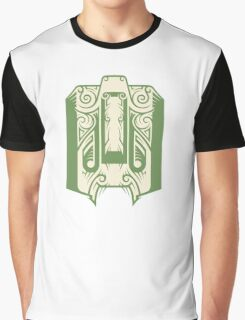 Tribal Bastion Graphic T-Shirt