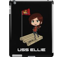 U.S.S Ellie iPad Case/Skin