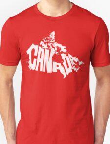 Canada White T-Shirt