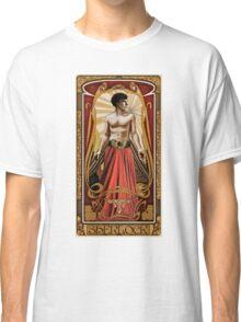 Art Nouveau Sherlock Classic T-Shirt