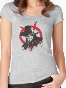 Revolution is Coming Women's Fitted Scoop T-Shirt