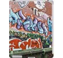 Graffiti HDR 1 iPad Case/Skin