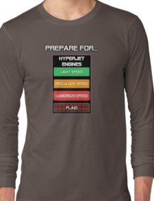 Ludicrous Speed Long Sleeve T-Shirt