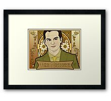 The Nemesis Framed Print