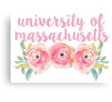 University of Massachusetts Canvas Print