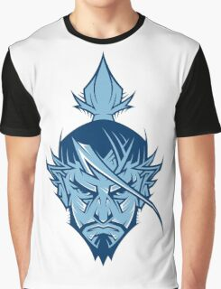 Tribal Hanzo Graphic T-Shirt