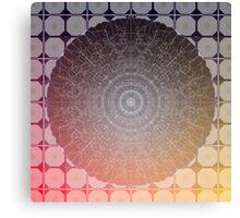 Alien Sphere Canvas Print