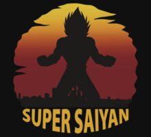 Super Saiyan by nardesign