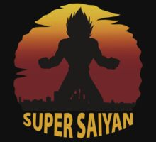 Super Saiyan by nardesign