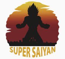 Super Saiyan Kids Clothes