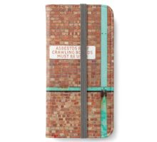 Industrial Abstract iPhone Wallet/Case/Skin