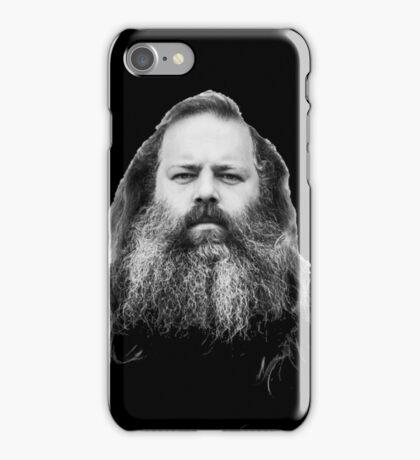 Rick Rubin - DEF JAM shirt iPhone Case/Skin
