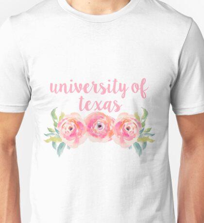 University of Texas Unisex T-Shirt