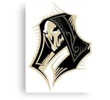 Tribal Reaper Canvas Print