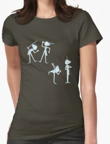 holopearl fusion dance Womens Fitted T-Shirt