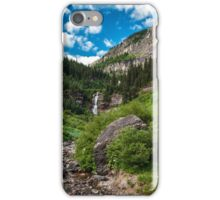 Bear Creek Falls iPhone Case/Skin
