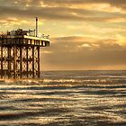 Loading Rig at Sizewell by Art Hakker Photography
