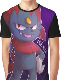 Weavile Graphic T-Shirt