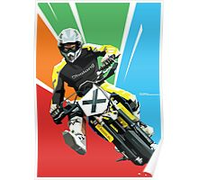 Motocross - Push Over The Limit (no text) Poster