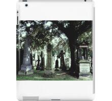 Dean Cemetery iPad Case/Skin