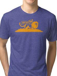 Wackies records t shirt reggae Tri-blend T-Shirt