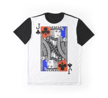JACK OF CLUBS-4 Graphic T-Shirt