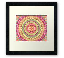 Mandala 99 Framed Print