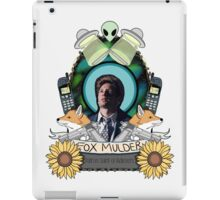 Saint Mulder iPad Case/Skin