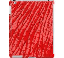 I See A Red Elephant Looking At Me iPad Case/Skin