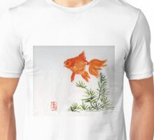 Japanese Goldfish Unisex T-Shirt