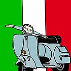 Vespa by Logan81