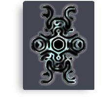 Sigil of the Colossus Canvas Print