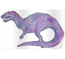 allosaurus Poster