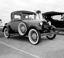 1929 MODEL-T FORD by TomBaumker