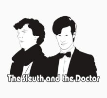 The Sleuth and the Doctor by nero749