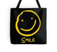 Smile if You're Bored Tote Bag