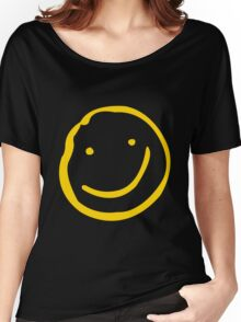 Smile if You're Bored Women's Relaxed Fit T-Shirt