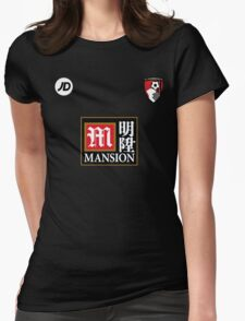 AFC Bournemouth Womens Fitted T-Shirt
