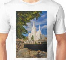 Brigham City LDS Temple Unisex T-Shirt