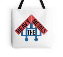 The Heavy Metals Tote Bag