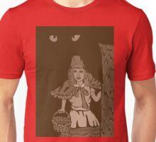 Little red riding hood vintage Unisex T-Shirt
